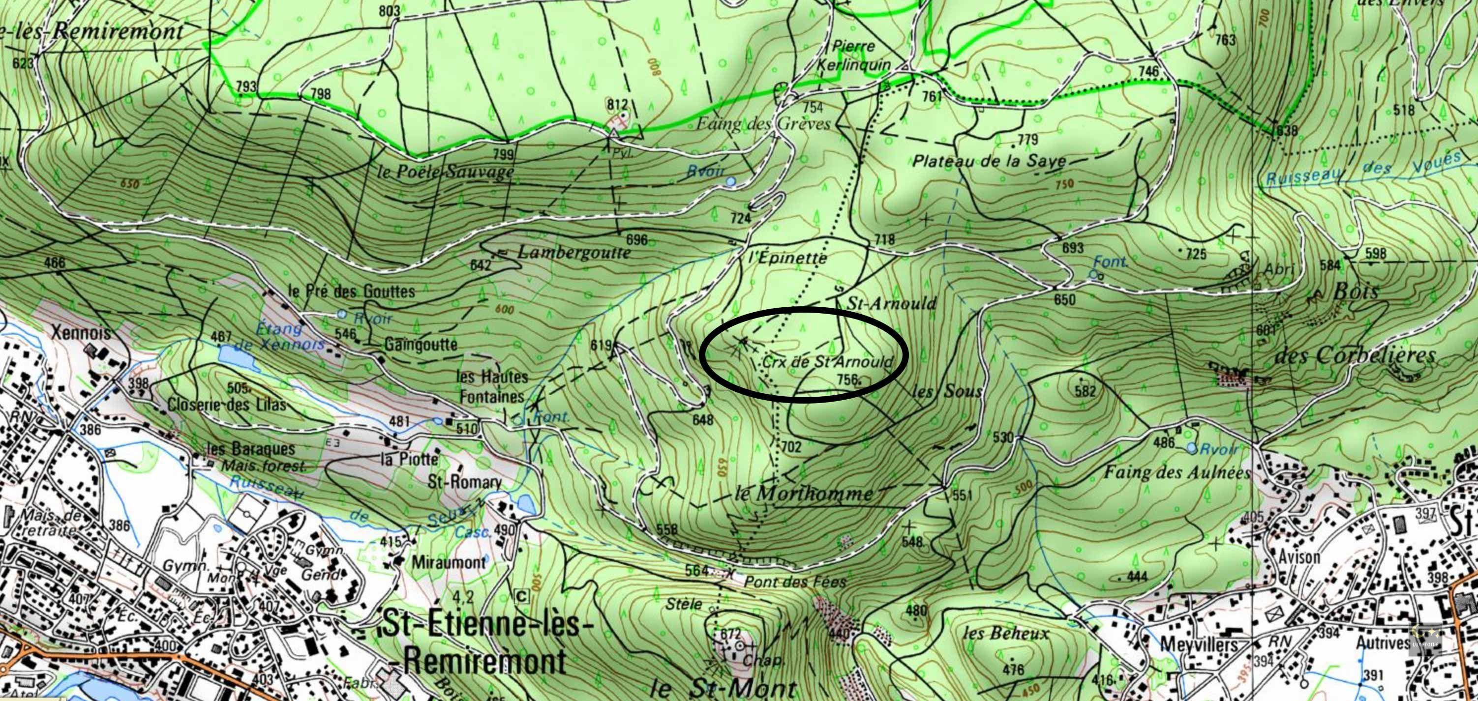 Bains Dames La Tour Auto Electrical Wiring Diagram 3785 S204t Maxon Croix Et Ermitage De Saint Arnould U2013
